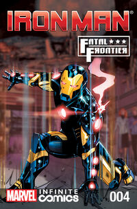 Iron Man Fatal Frontier Infinite Comic Vol 1 4