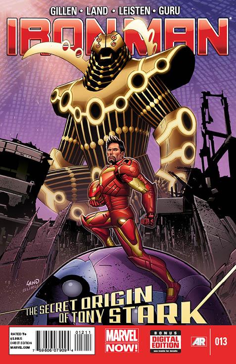 Iron Man Vol 5 13