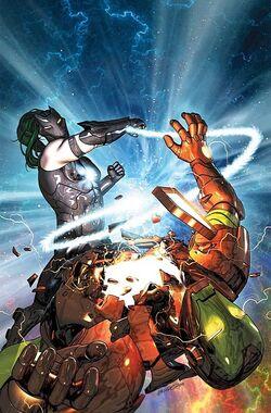 Iron Man vs. Whiplash Vol 1 3 Textless.jpg