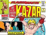 Ka-Zar Vol 3