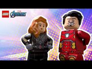"LEGO Marvel Avengers- Climate Conundrum – Episode 1- ""Iron Rivalry"""