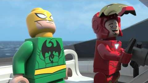 LEGO Marvel Super Heroes Maximum Overload Ep