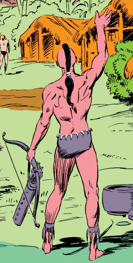 Lodah (Earth-616)