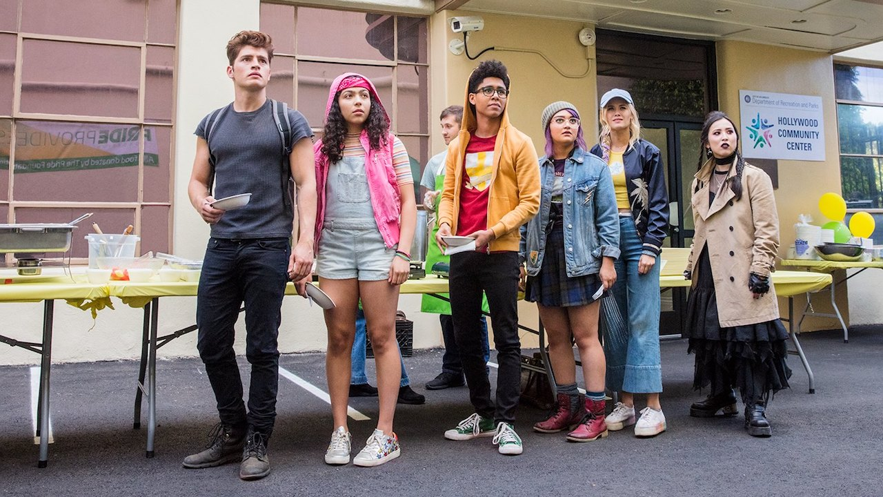 Marvel's Runaways Season 2 1