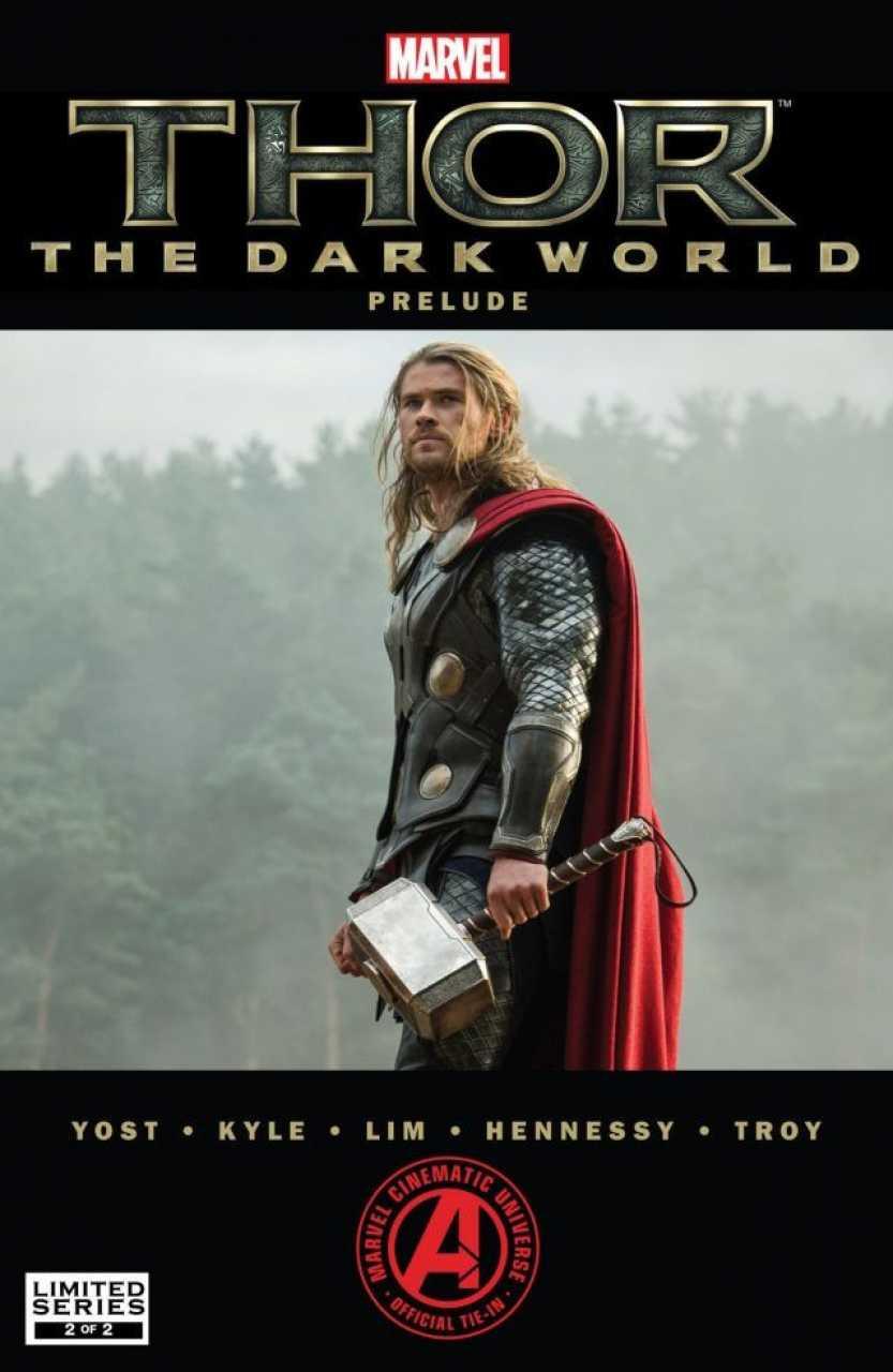 Marvel's Thor: The Dark World Prelude Vol 1 2