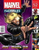 Marvel Fact Files Vol 1 52