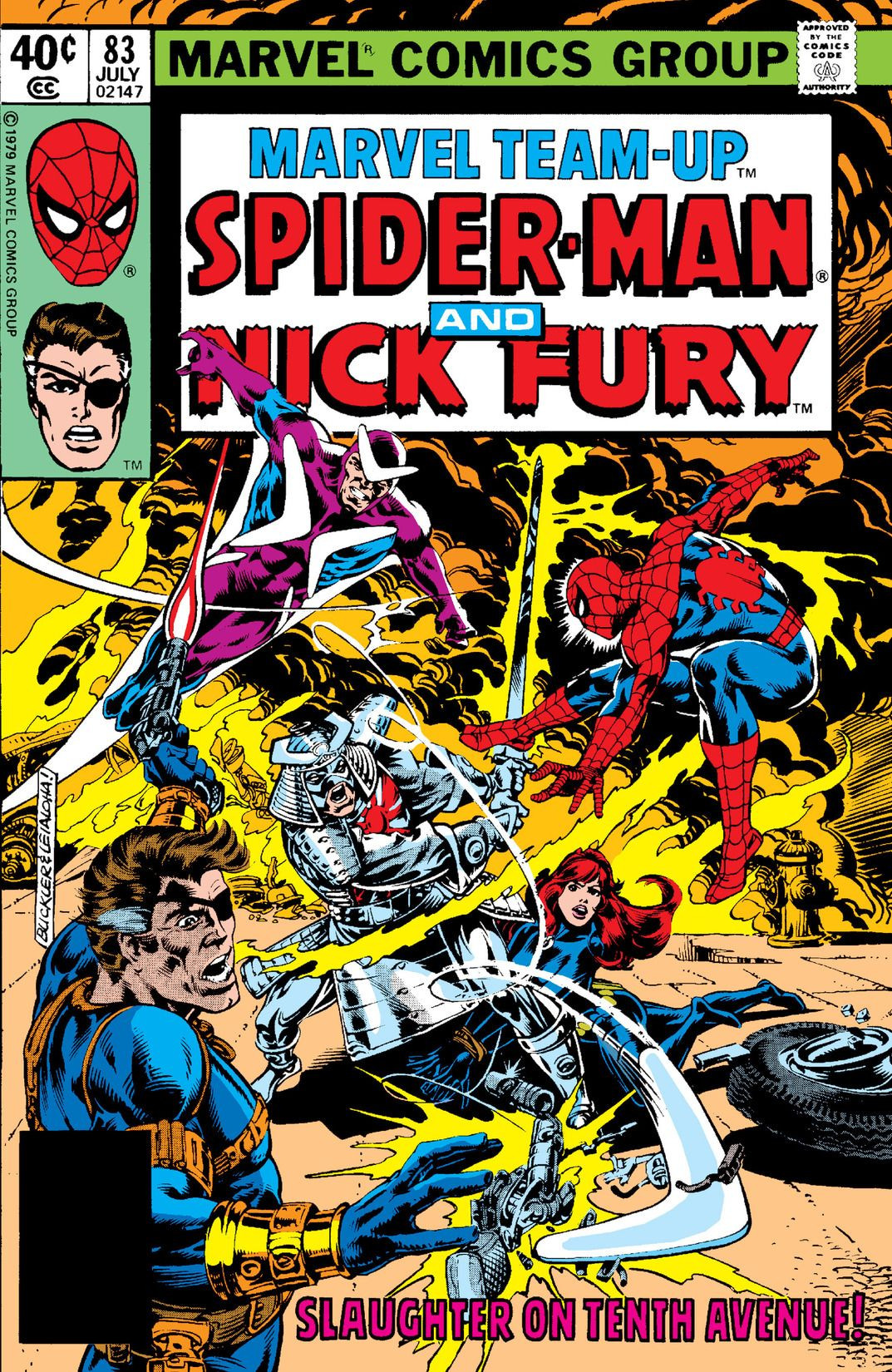 Marvel Team-Up Vol 1 83