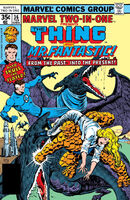 Marvel Two-In-One Vol 1 36