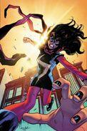 Ms. Marvel Vol 4 37 Textless