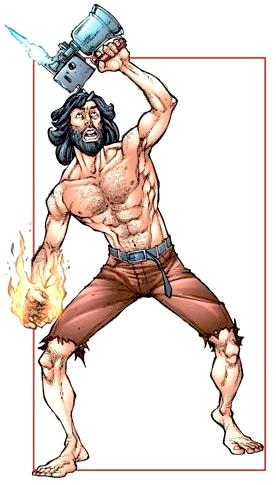 Peter Brand (Earth-616)