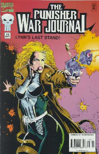 Punisher War Journal Vol 1 78