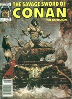 Savage Sword of Conan Vol 1 127