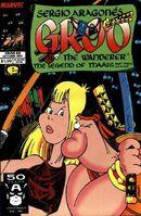 Sergio Aragonés Groo the Wanderer Vol 1 82