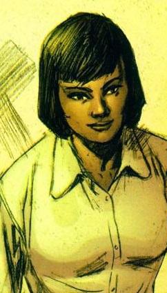 Sheila Bergstrom (Earth-616)