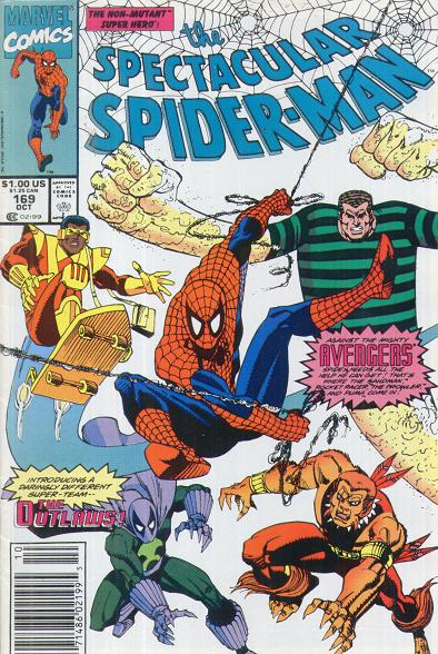 Spectacular Spider-Man Vol 1 169