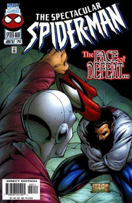 Spectacular Spider-Man Vol 1 242