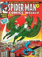 Spider-Man Comics Weekly Vol 1 64