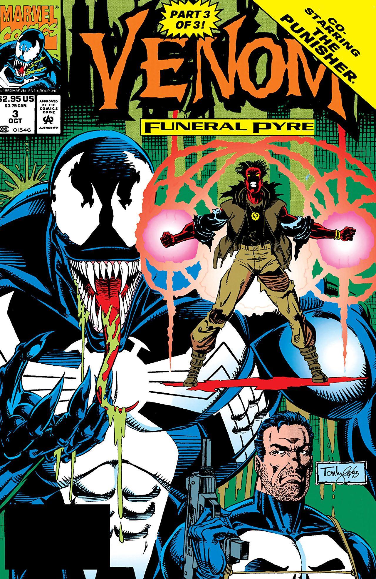 Venom: Funeral Pyre Vol 1 3