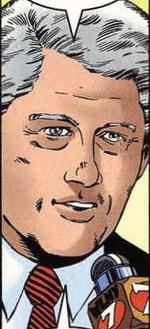 William Clinton (Earth-616)