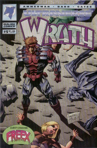Wrath Vol 1 5