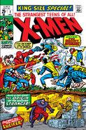 X-Men Annual Vol 1 1