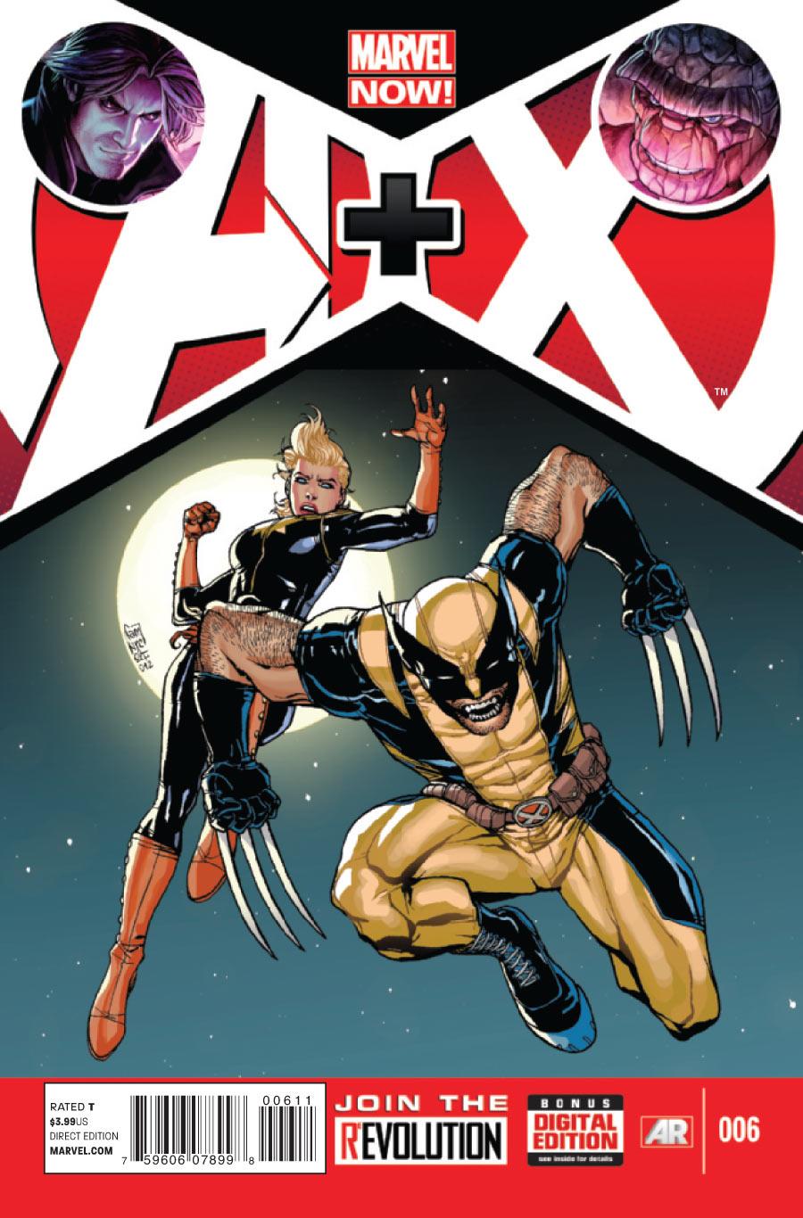 A + X Vol 1 6