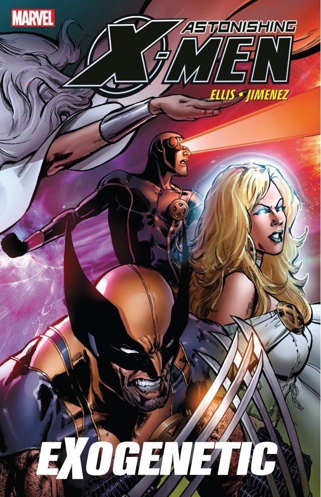 Astonishing X-Men TPB Vol 3 6: Exogenetic