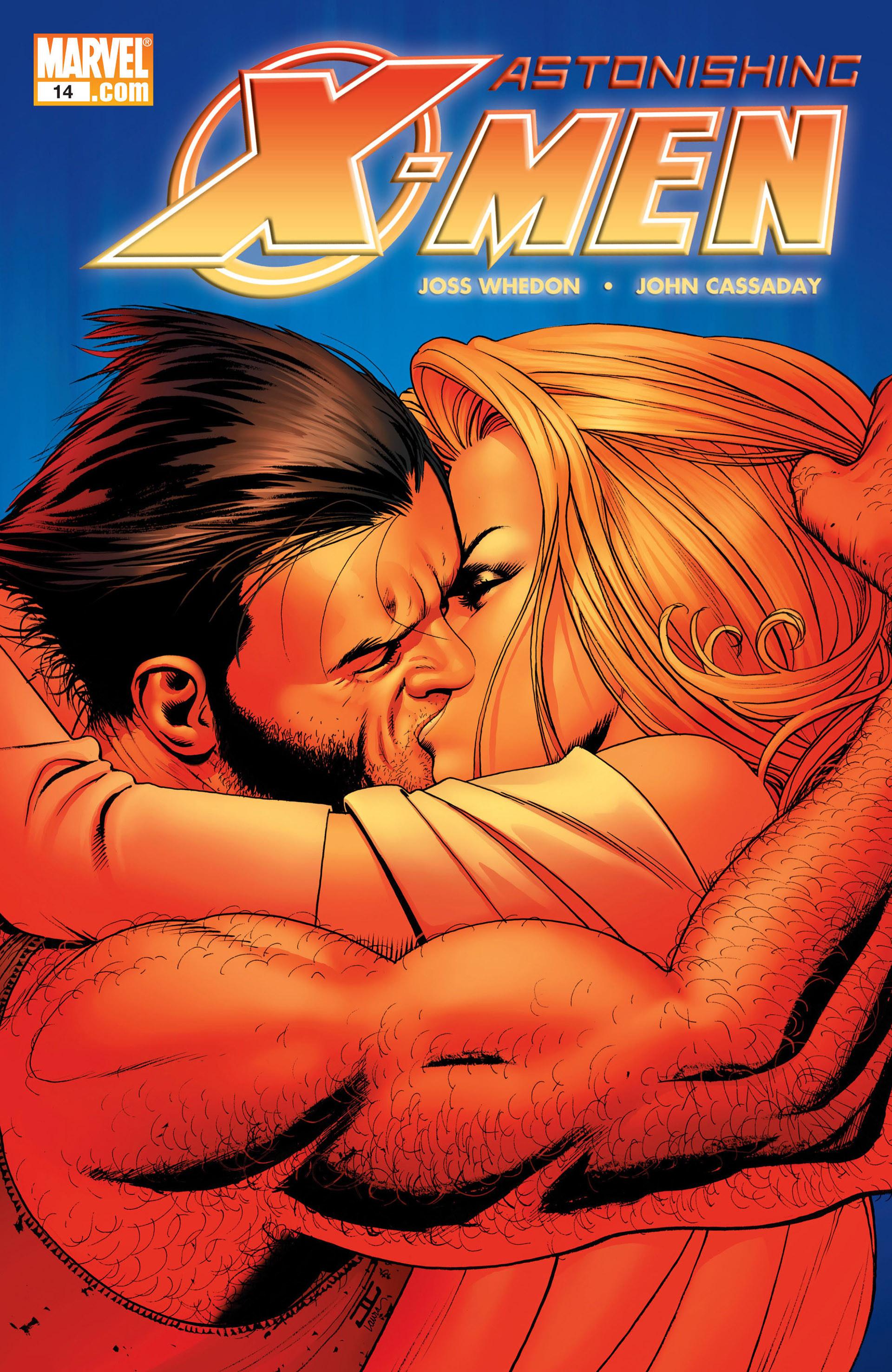 Astonishing X-Men Vol 3 14