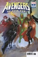 Avengers No Road Home Vol 1 6 Noto Connecting Variant