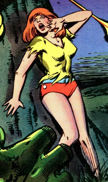 Barbara Bannister (Earth-616)