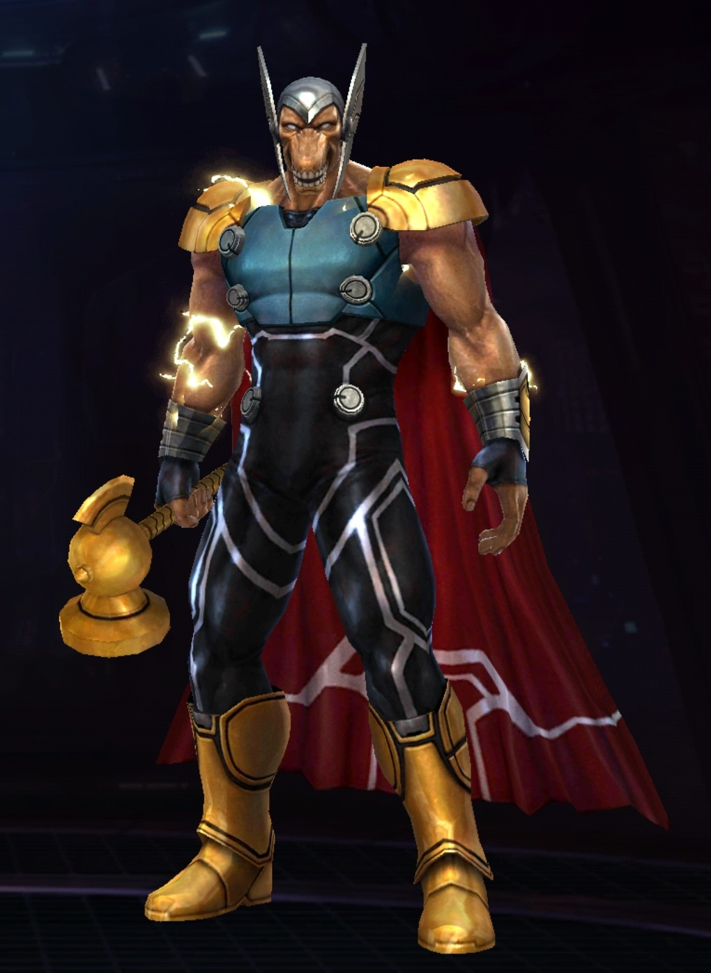 Beta Ray Bill (Earth-TRN012)