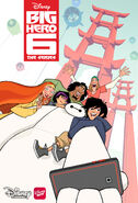 Big Hero 6 The Series poster 002