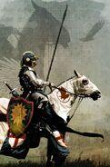 Black Knight Vol 3 3 Bradstreet Variant Textless