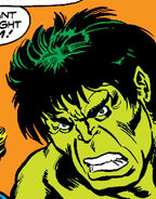 Bruce Banner (Earth-616) from Defenders Vol 1 63 001