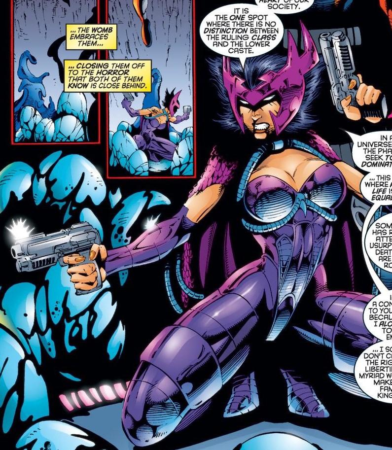 Cal'syee Neramani (Earth-616)- -Uncanny X-Men Vol 1 344 001.jpg