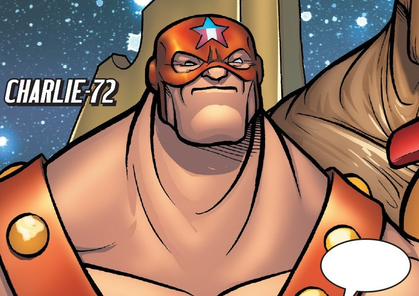 Charlie-27 (Earth-TRN421) from 100th Anniversary Special - Guardians of the Galaxy Vol 1 1 0001.jpg