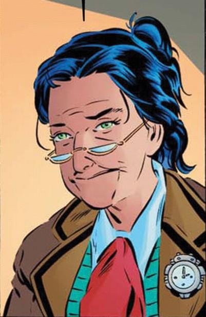 Daphne Smith (Earth-616)