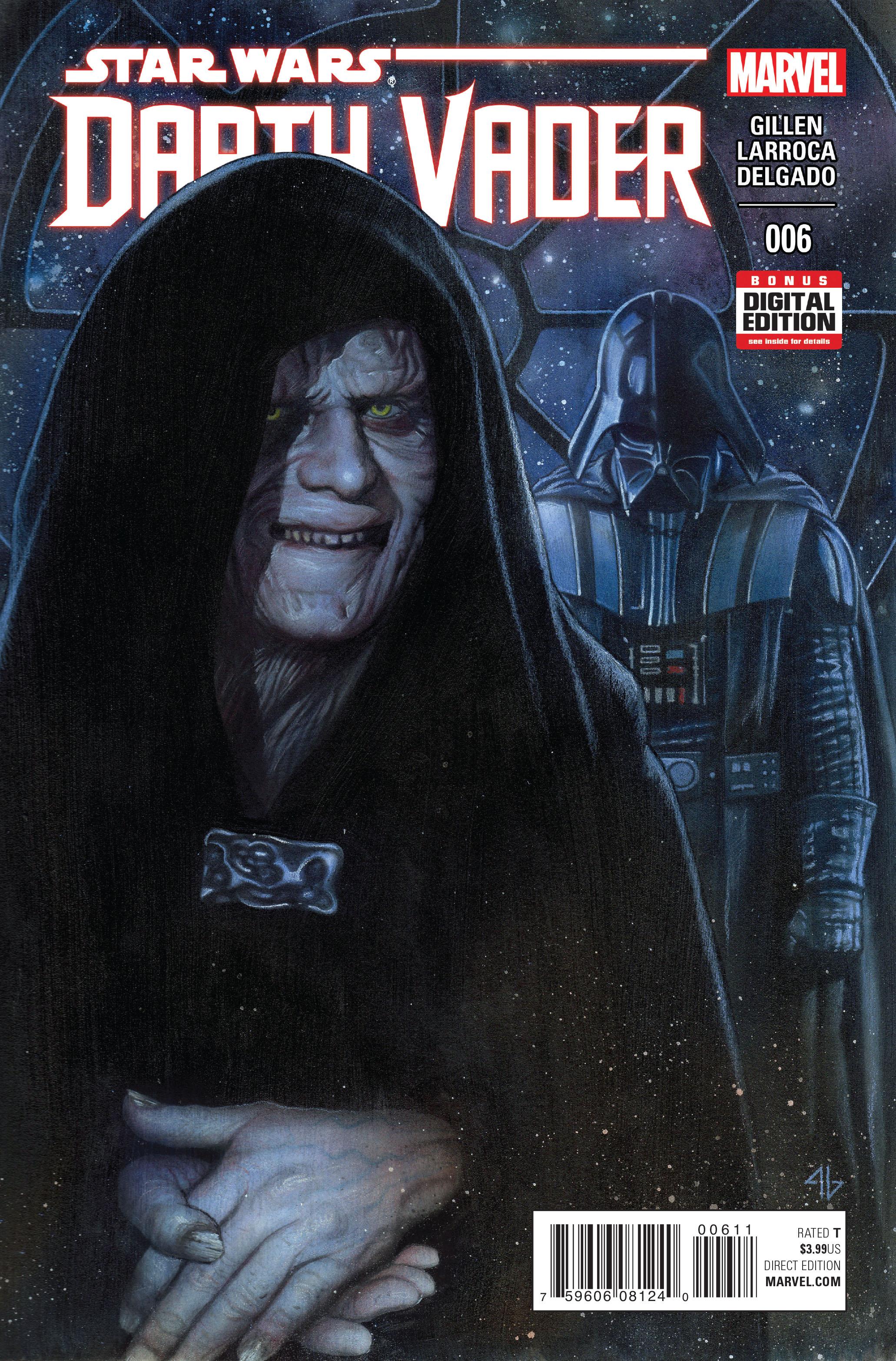 Darth Vader Vol 1 6
