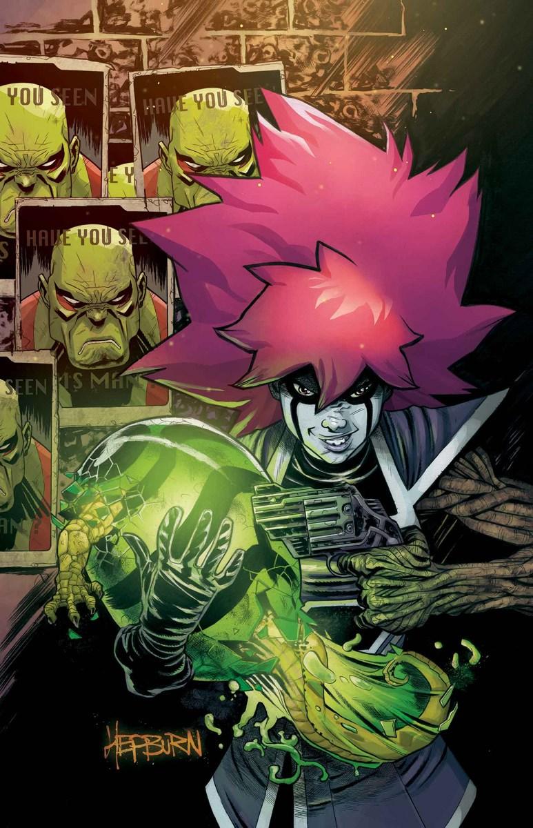 Killer Thrill (Earth-616)