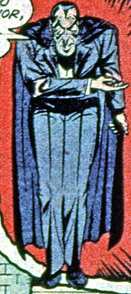 Endre Varnis (Earth-616)