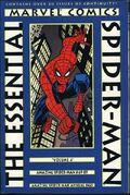 Essential Series Amazing Spider-Man Vol 1 4