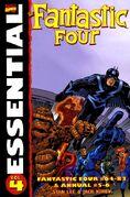 Essential Series Fantastic Four Vol 1 4