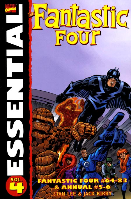 Essential Series: Fantastic Four Vol 1 4