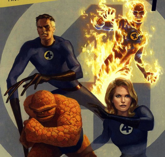 Fantastic Four (Earth-7187)/Gallery