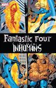 Fantastic Four Inhumans TPB Vol 1 1