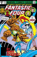 Fantastic Four Vol 1 217