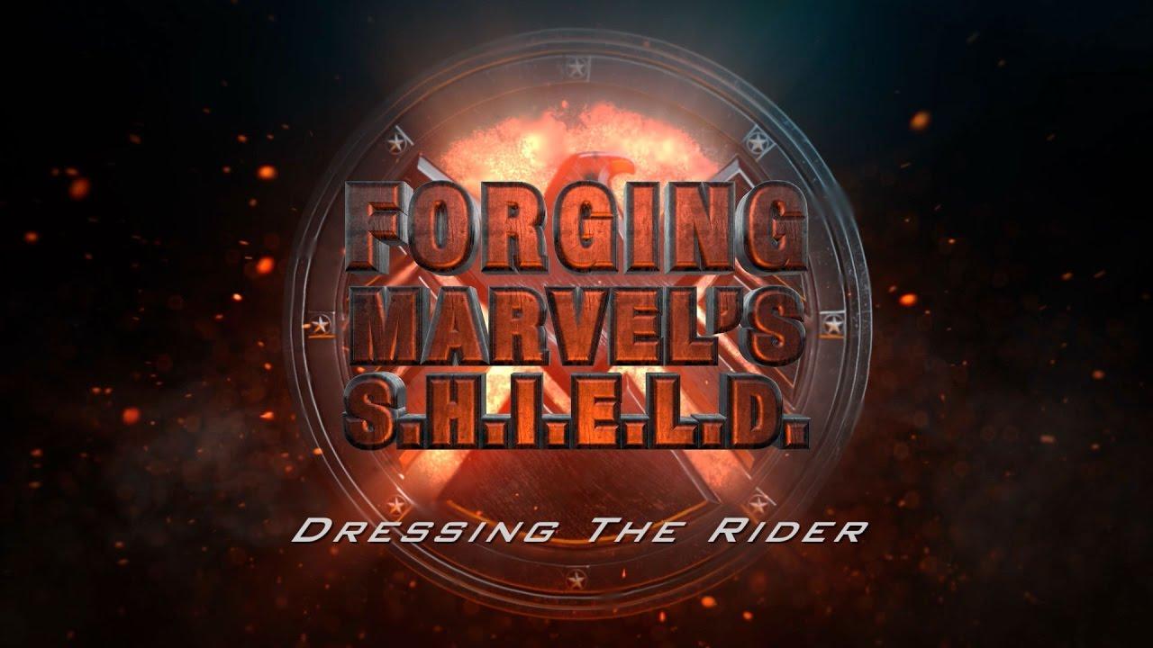 Forging Marvel's S.H.I.E.L.D. Season 1 3