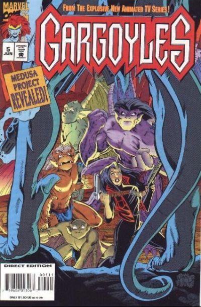 Gargoyles Vol 1 5