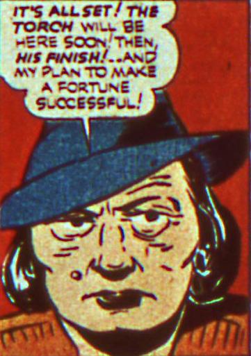 Hag (1940s) (Earth-616)