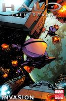 Halo Fall of Reach - Invasion Vol 1 3